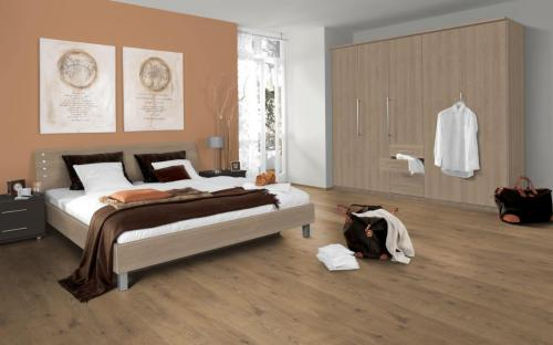 Ламинат EGGER Floorline Classic Solution Дуб оксфордский (H2634) фото в интерьере